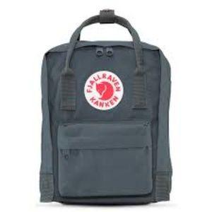 Fjallraven Kanken Mini Backpack (Grahpite)
